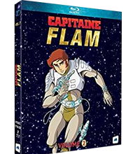 COFFRET BLURAY CAPITAINE FLAM