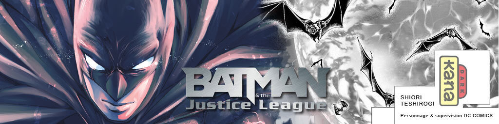 BATMAN AND THE JUSTICE LEAGUE  / 01