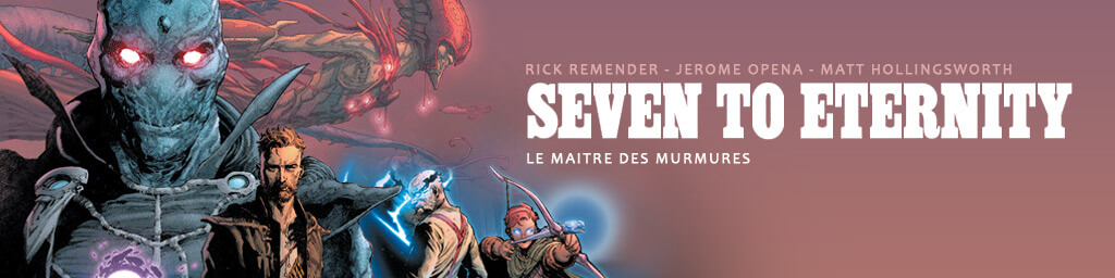 SEVEN TO ETERNITY / 01
