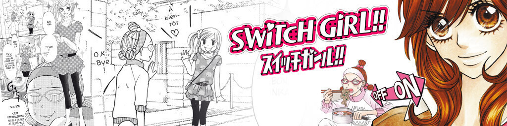 SWITCH GIRL