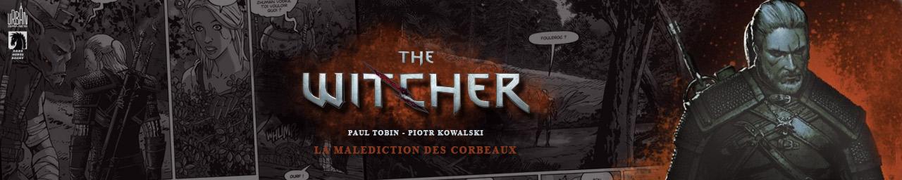 THE WITCHER / 01