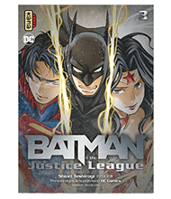 BATMAN and the justice league 03