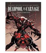DEADPOOL VS CARNAGE