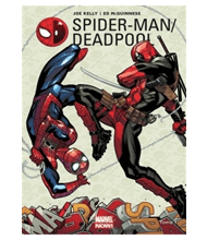 SPIDERMAN DEADPOOL 01