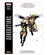MARVEL GENERATION 02