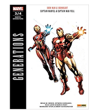 MARVEL GENERATION 03