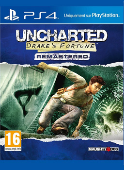 UNCHARTED DRAKE FORTUNE