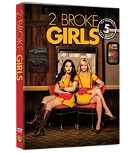 2 BROKE GIRLS: l'integrale de la saison 5