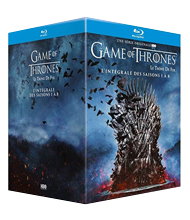GAME OF THRONES: l'integrale de 1 a 6