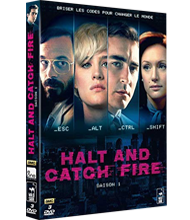 HALT AND CATCH FIRE: l'integrale de la saison 1