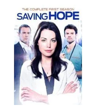 SAVING HOPE : l'integrale de la saison 3