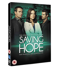 SAVING HOPE : l'integrale de la saison 2