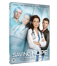 SAVING HOPE : l'integrale de la saison 1