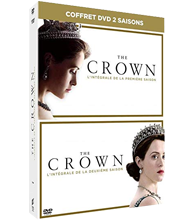 THE CROWN : l'integrale de la saison 1 et 2
