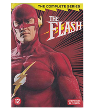 THE FLASH 1990 : l'integrale de la saison 1